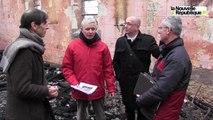 Epiais : les experts livrent les secrets de l'église incendiée