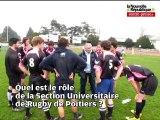 """Tournoi de Rugby universitaire """"Seven's Trophy"""" à Poitiers"""
