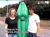 VIDEO. Bataille navale sur le plan d'eau du Bois d'Amour à Poitiers