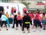 VIDEO. Poitiers : zumba contre le cancer