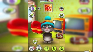 My Talking Tom Whack A Mouse 2048 Road Trip With Angela Game