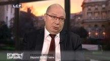 Le Député du Jour : François Brottes, député PS de l'Isère