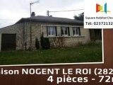 A vendre - Maison/villa - NOGENT LE ROI (28210) - 4 pièces - 72m²