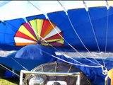 VIDEO. Championnat de France de montgolfières à Olivet (Loiret)