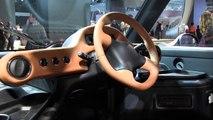 VIDEO. Premier Mondial de l'auto pour la Mia Electric produite en Poitou-Charentes