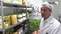 VIDEO. Dans les coulisses des cuisines de l'hôpital de Châteauroux