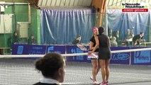 VIDEO. Tennis - IFV Forets-Gacon bat Rezaï et atteint les quarts