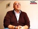 VIDEO. Châtellerault : élu et homosexuel Cyril Cibert dit oui au mariage pour tous