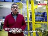 VIDEO. La plateforme de tri de colis postaux de Poitiers reçoit 2000 colis par jour