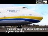 VIDEO. Aéroport : le plus gros avion du monde