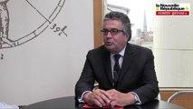 VIDEO. Poitiers. Alain Claeys annonce sa décision de briguer un nouveau mandat de maire