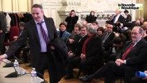 VIDEO. Le ministre de l'Education rencontre les élus de l'agglo de Tours