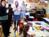 VIDEO. Sillars: les parents d'élèves bloquent l'école