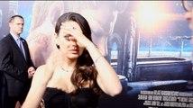 STOCK: Mila Kunis at the premiere of 'Jupiter Ascending' in Los Angeles, CA