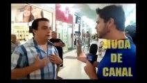 Brazilian TV Télévision au Brésil MERD TV SHITV Mulheres frutas e bundadas na televisão brasileira