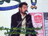 Zakir Yaisr Raza Jhandvi (Bibi Sakeena s.a) | 23 Jan 2015 | Zaidi House Gujranwala