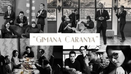 Potret - Gimana Caranya   Official Video Lyric