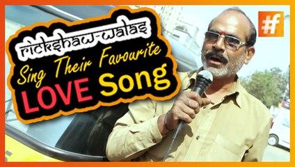 Mumbai's Rickshawala's Favourite Love Song