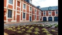 Arras: à la Citadelle, un coup de jeune sur les bâtiments du XVIIe siècle
