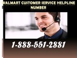 1-877-587-1877 Walmart Customer Service Phone Number USA