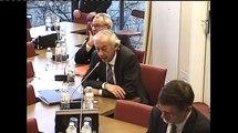 Intervention Axel Poniatowski / Commission des affaires étrangères / audition d'Elie Barnavi et de Leïla Shahid, sur l'Europe et la question de la Palestine 04 février 2015