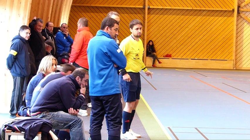 Finales des Coupes Futsal