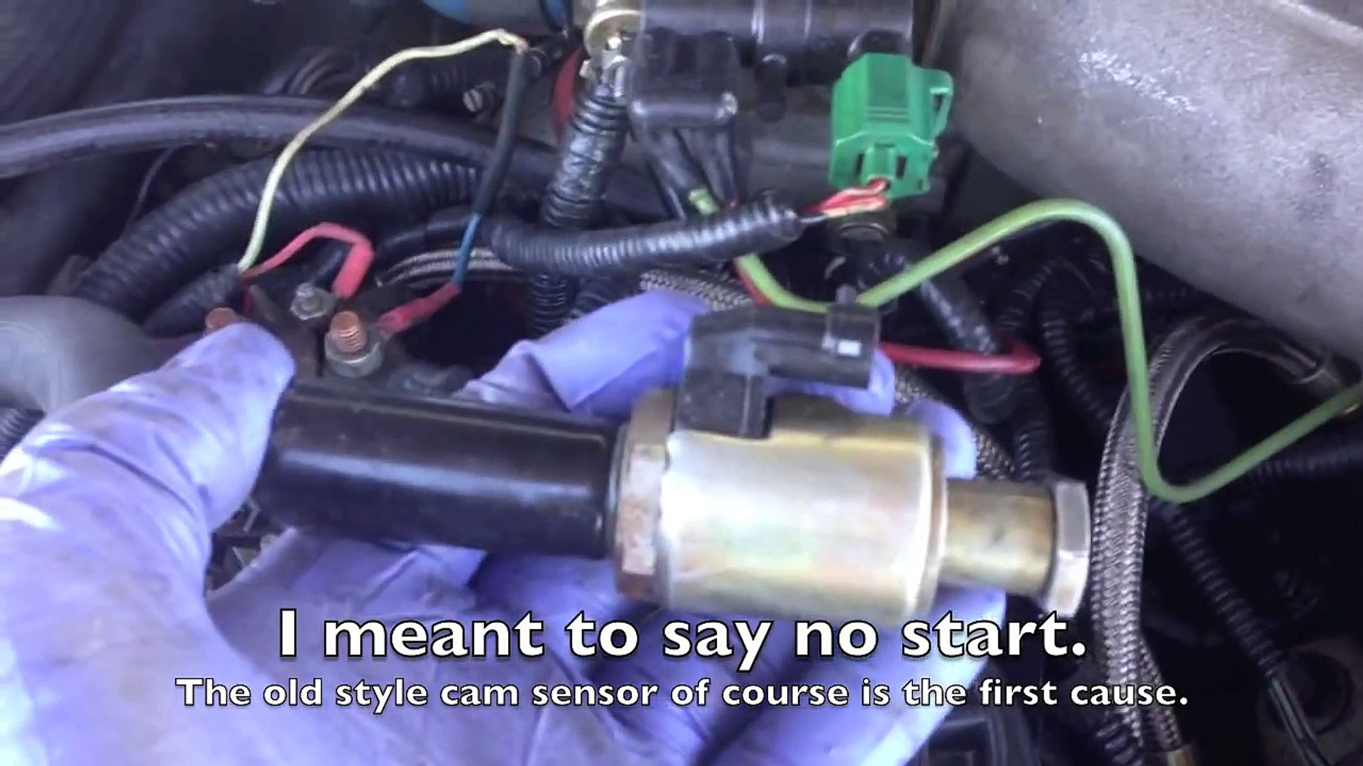 6.0 Powerstroke Crank No Start >> Ford 7 3 Powerstroke Crank No Start Due To Low Icp Injection Pressure