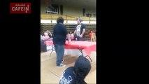 Il met son adversaire K.O lors d'un concours de baffes