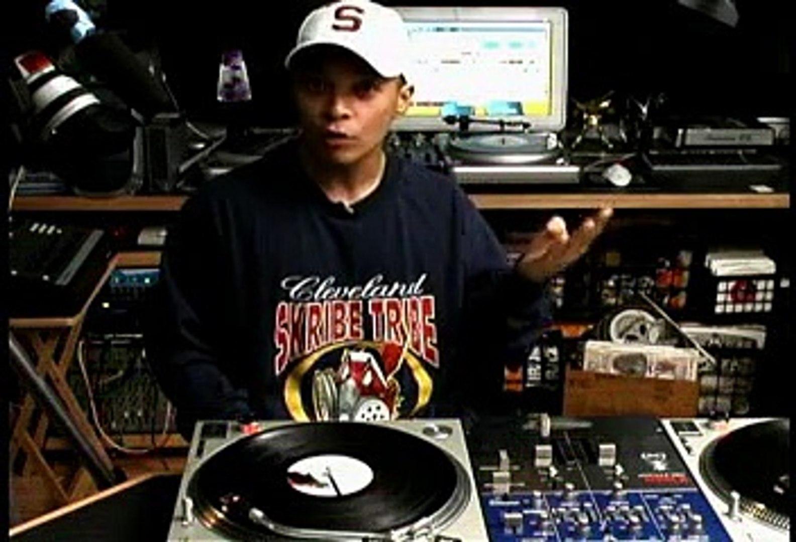 DJ Q-Bert - Do It Yourself Scratching - Scratches - Crescent