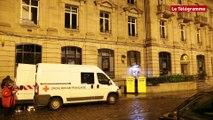 Saint-Brieuc. Une SDF témoigne un soir de froid