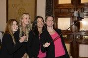 La minute bleue - Fed Cup : l'art du selfie