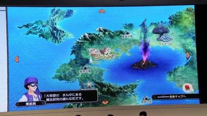 Dragon Quest Heroes - gameplay Taipei Show 2015 de Dragon Quest Heroes : Le Crépuscule de l'Arbre du Monde