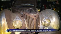 Retromobile: la collection Baillon vendue aux enchères