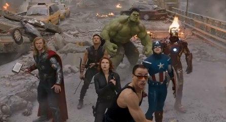 Jean-Claude Van Damme VS Avengers