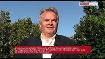 Interview de Gilles BERHAULT, président du Comité 21* et d'ACIDD**, conseiller développement durable de l'Institut Mines Telecom (13 septembre 2013)