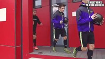 Amazing Goals & Football Skills SkillTwins ft  freekickerz