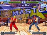 Capcom versus SNK Fury of the Warriors Demo 1 (mugen addict project)