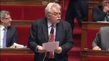 Temps programmé : André Chassaigne défend un amendement à la loi Macron en 25 secondes