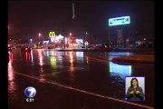Más de 120 accidentes diarios ocurren en el país con llegada de las lluvias