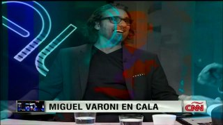Ismael Cala bailando el famoso paso de Pedro el Escamoso