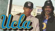 Cordell Broadus -- SNOOP DOGG'S SON PICKS UCLA ... Will Play with Diddy's Son
