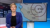 Un tremblement de terre de magnitude 3,8 en Vendée