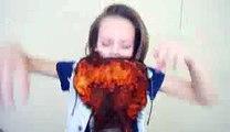 GIRL ON DRUGS THINKS SHES NICKI MINAJ - VIRAL VIDEO (BombDotCom)