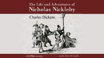 The Life and Adventures of Nicholas Nickleby  by Charles DICKENS | General Fiction | FULL AudioBook # 1B