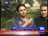 Exclusive Talk of Saeed Ajmal after being cleared