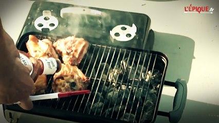Une barbecue party qui tourne mal met le feu au ferry des supporters de Bastia