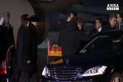 Merkel-Hollande da Putin,documento per rilanciare Minsk
