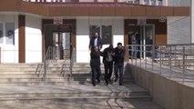 Gaziantep'te Hırsızlık Çetesini Çaldıkları Alyans Ele Verdi