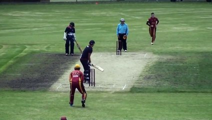 Rare incident in Cricket History