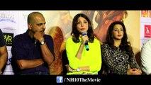 NH10 - Trailer Launch -  Anushka Sharma, Neil Bhoopalam, Darshan Kumaar - Movie Releasing 6th March